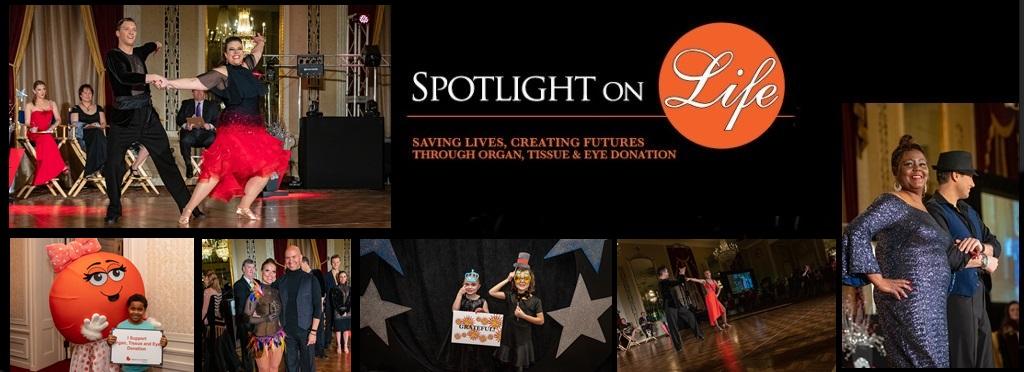 Spotlight Slider